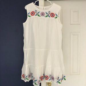Velvet by Graham & Spencer Colina cotton dress